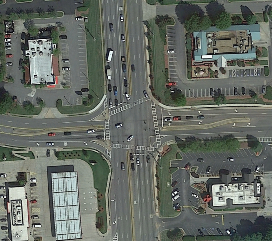 Sweetwater intersection