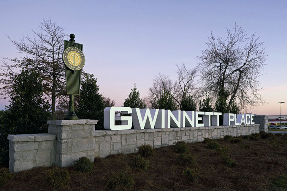 All About Gwinnett Place